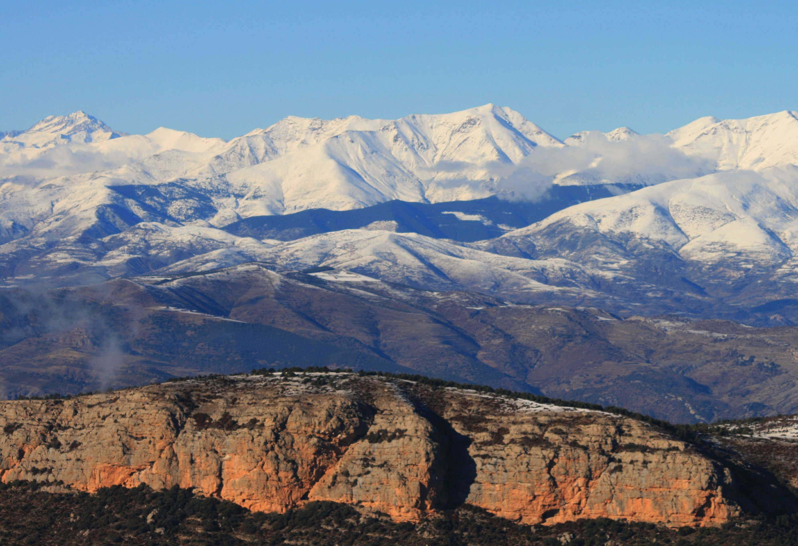 Pyrenees Mountains of Northern Catalonia
