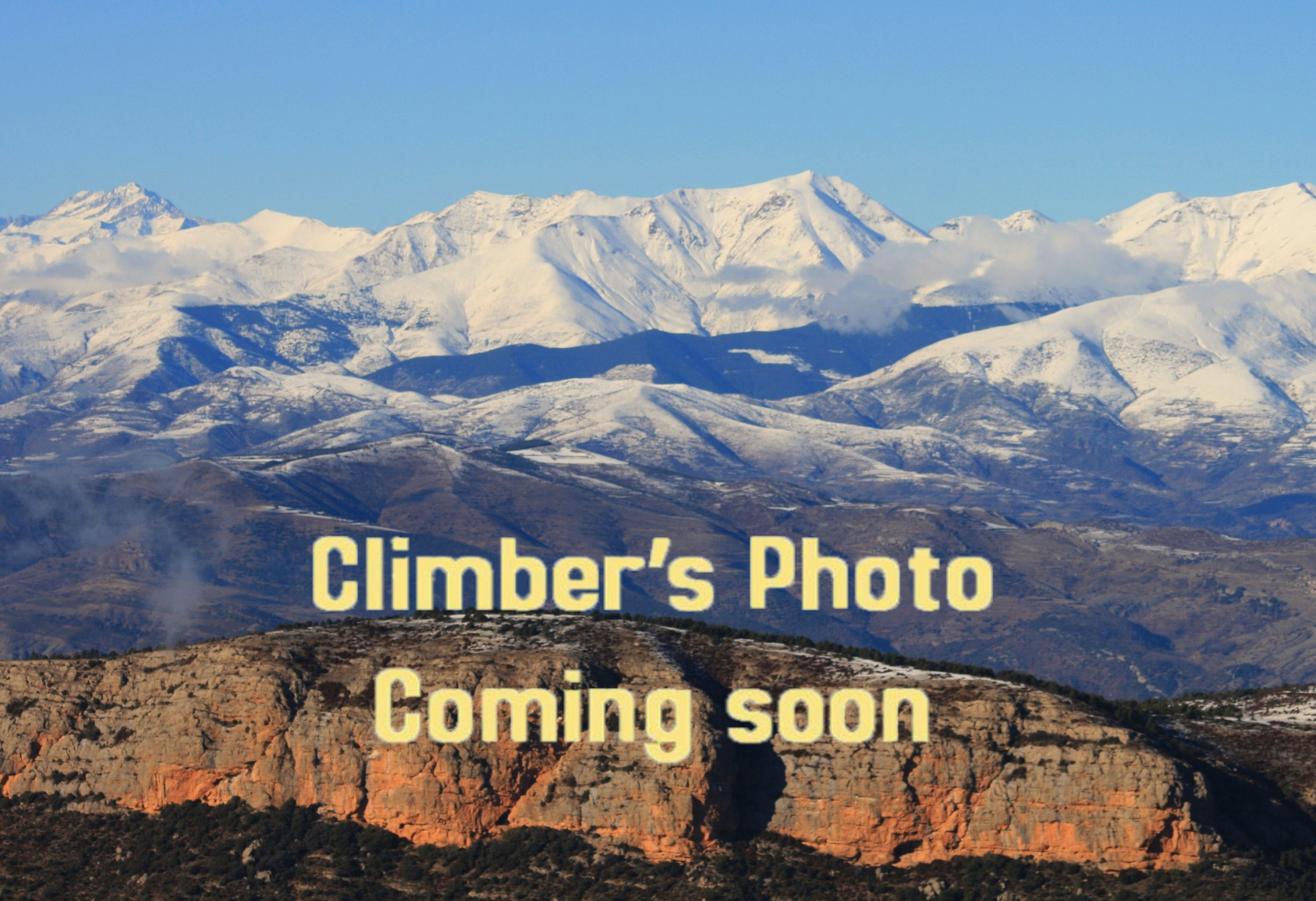 Climber photo coming soon